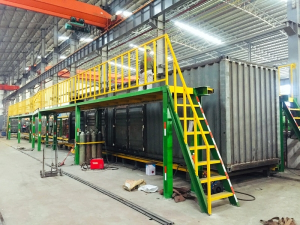 Container Production Line