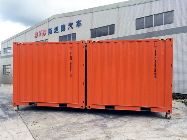 10 Feet Shipping Container