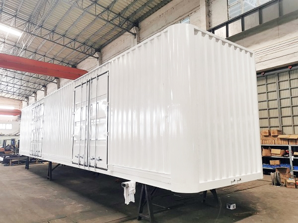 Logistical Container