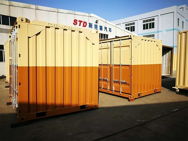 8 Feet Offshore Shipping Container