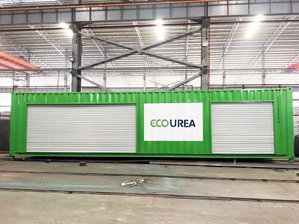 Warehouse Container