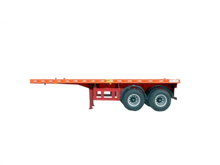 20 Feet Flatbed Trailer