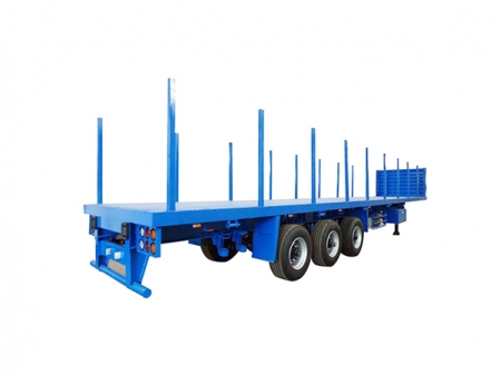Saudi Arabia Flatbed Trailer