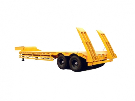 Straight Beam Lowbed Trailer